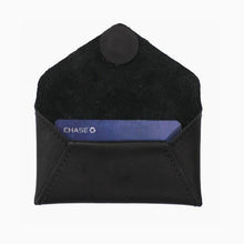 Black  Envelope<br>Credit Card Wallet
