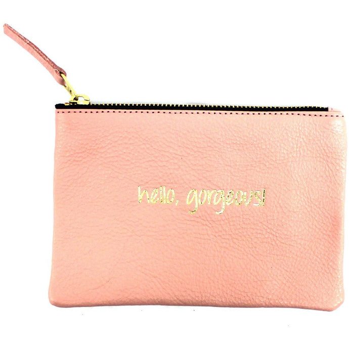 Hello Gorgeous Pouch