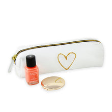 Heart Cosmetic Mini Roll