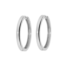 Medium Hinge Hoops