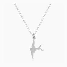 Tiny Swallow Necklace