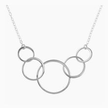 5 Circle Necklace
