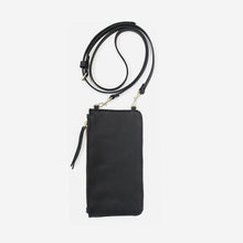 Side Zip Cellphone Crossbody Bag