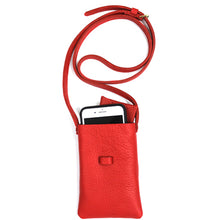 Red Cellphone<br>Crossbody Bag