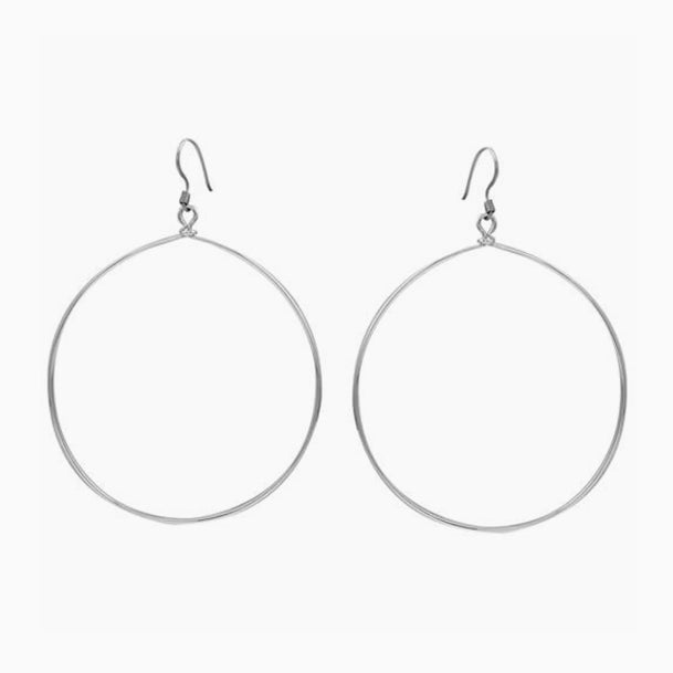 Drop Wire Hoops
