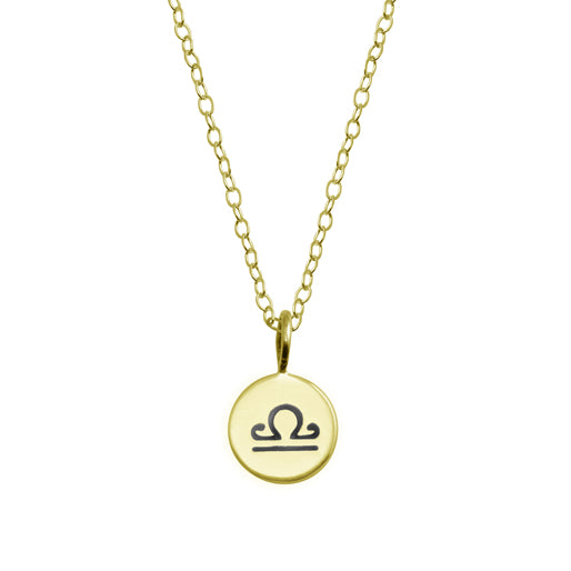 Tiny Zodiac Necklace