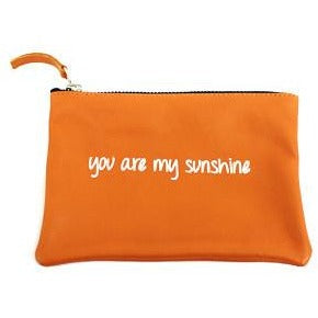 You Are My Sunshine Pouch