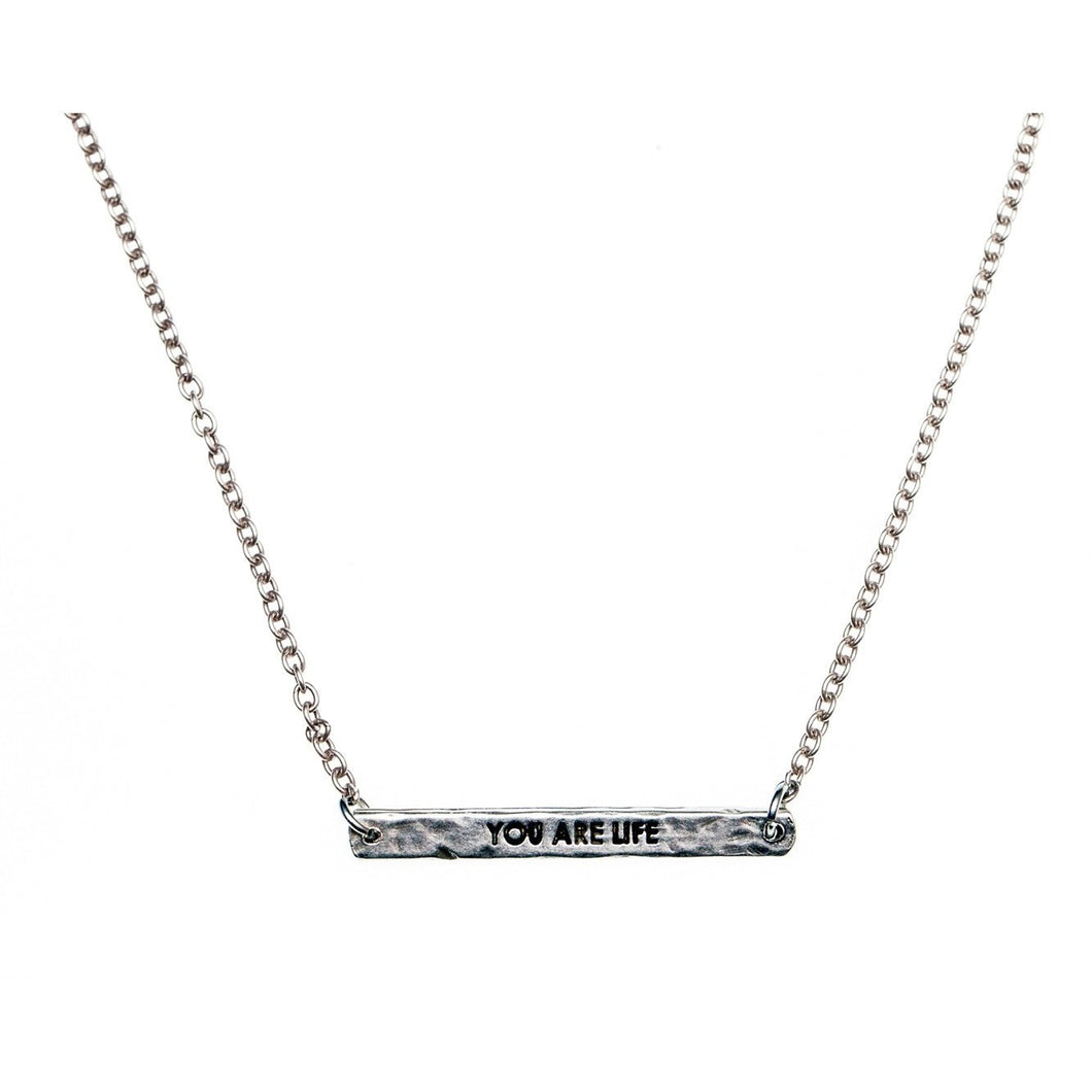 You Are Life Necklace