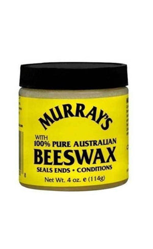 MURRAY'S 100% PURE BEESWAX 4oz - State Shops California
