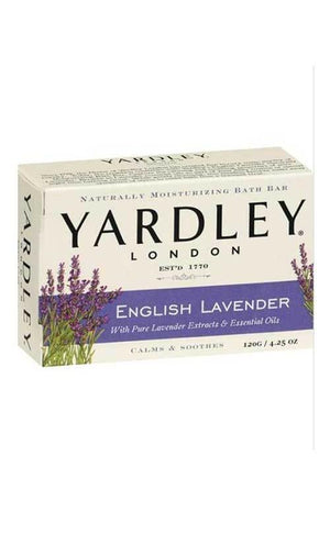 YARDLEY BAR SOAP 4.2oz - State Shops California