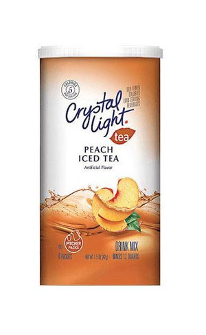 Crystal Light Iced Tea Mix 5ct. - Wilson Inmate Package Program