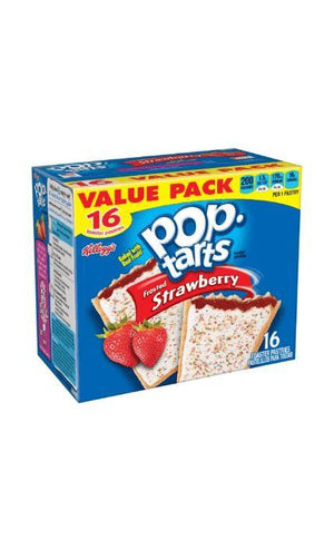 Pop-Tarts 16ct. - California Inmate Care Package