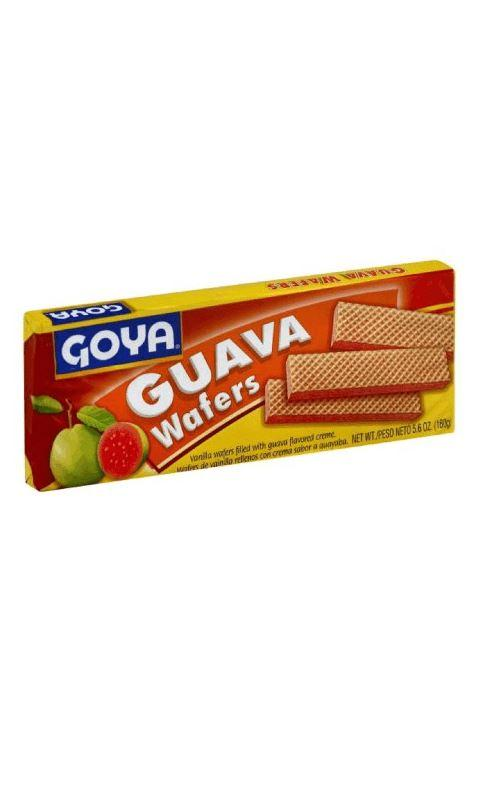 Goya Wafers-Guava, 5.6oz