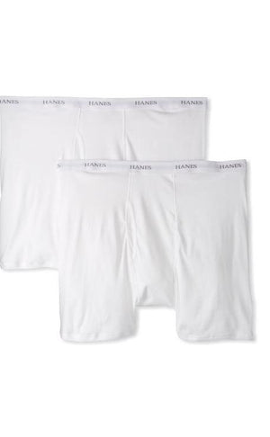 Hanes Men's 2 Pack Big & Tall Ultimate Boxer Brief - Wilson Inmate Package Program