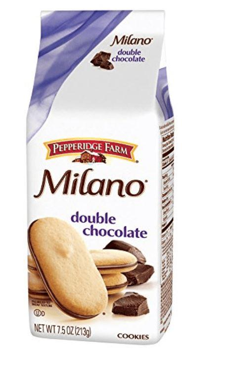 Milano Double Dark Chocolate
