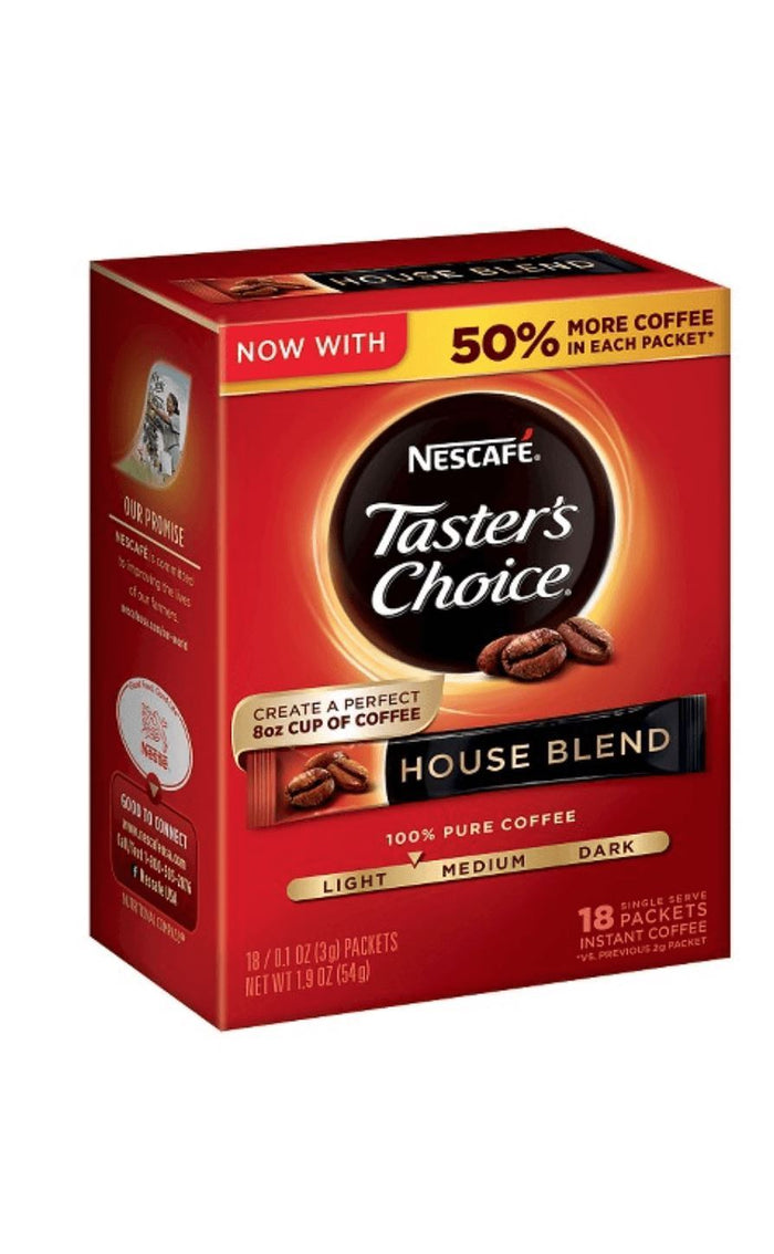 Taster's Choice Instant House Blend 16ct