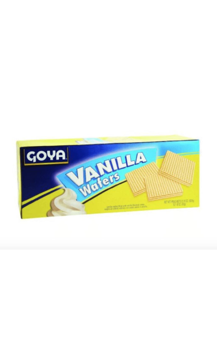 Goya Wafers-Vanilla, 5.6oz