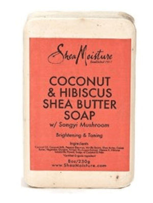 Shea Moisture Shea Butter Soap - California Inmate Care Package