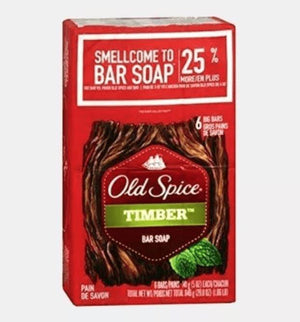 Old Spice Red Zone Mens Bar - California Inmate Care Package