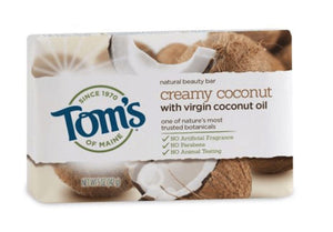 Tom's of Maine Beauty Bar Coconut - California Inmate Care Package