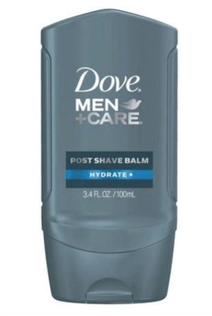 Dove Men+Care Post Shave Balm, Hydrate - Wilson Inmate Package Program