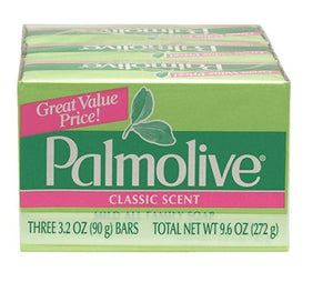 Palmolive Soap Bars, 3ct - California Inmate Care Package