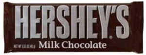 Hershey's Milk Chocolate Bar 1.55 oz. - Wilson Inmate Package Program