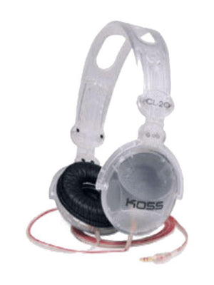 Koss CL-20 Headphones - Wilson Inmate Package Program