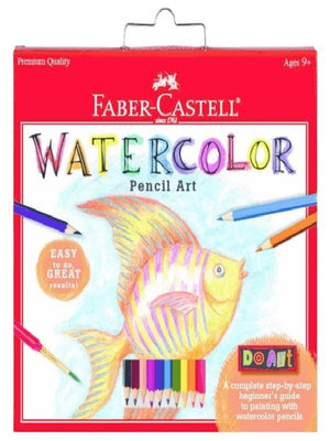 Faber-Castell® Watercolor Pencil Art Kit - Wilson Inmate Package Program