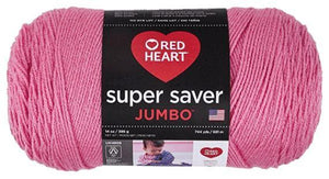 Jumbo Yarn (Pink) - Wilson Inmate Package Program