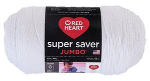 Jumbo Yarn (White) - Wilson Inmate Package Program