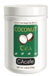 Coconut Tea 9.5oz - Wilson Inmate Package Program