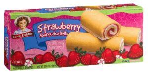 Little Debbie Strawberry Shortcake Rolls 6ct. - Wilson Inmate Package Program