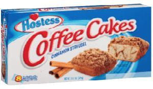 Hostess Coffee Cakes 8ct. - Wilson Inmate Package Program