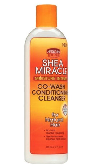 African Pride Shea Miracle Intense Co-Wash - Wilson Inmate Package Program