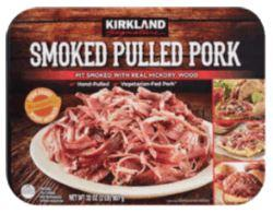 Kirkland Smoked Pulled Pork 32oz - Wilson Inmate Package Program