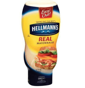 Hellmann's Real Mayonnaise 11.5oz - Wilson Inmate Package Program