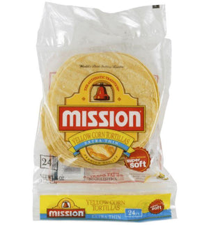 Mission Corn Tortilla 24ct.