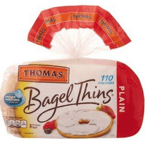 Thomas Bagel Thins 13oz