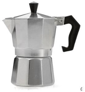 Stovetop Espresso Maker (Four Sizes!)