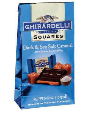 Ghirardelli Chocolate Squares 5.32 oz Bag - Wilson Inmate Package Program