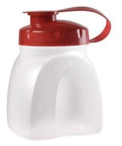 Rubbermaid MixerMate Bottle, 1 Pint (1 Cup)