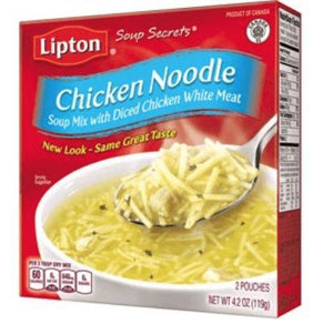 Lipton Extra Noodle Soup Mix - Wilson Inmate Package Program