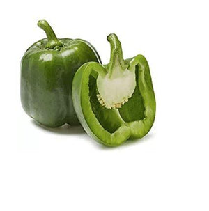 Fresh Green Peppers 2ct - Wilson Inmate Package Program