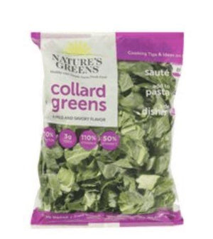 Fresh Collard Greens-Chopped - Wilson Inmate Package Program