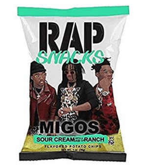 Rap Snacks Chips