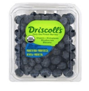 Fresh Blueberry Carton - Wilson Inmate Package Program