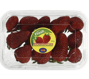 Fresh Strawberries 1lb - Wilson Inmate Package Program