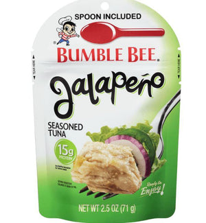 Bumble Bee Premium Jalapeno - Wilson Inmate Package Program