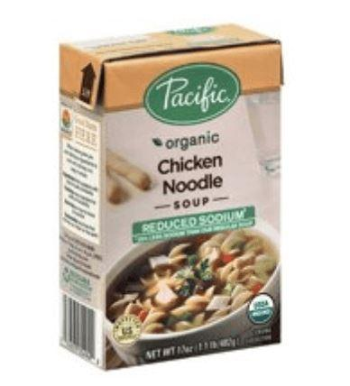 Pacific Organic Soup, 17 oz